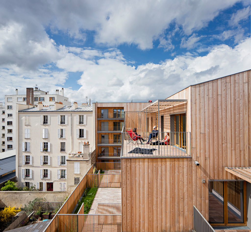 fabienne g rin jean agence d 39 architectes paris. Black Bedroom Furniture Sets. Home Design Ideas