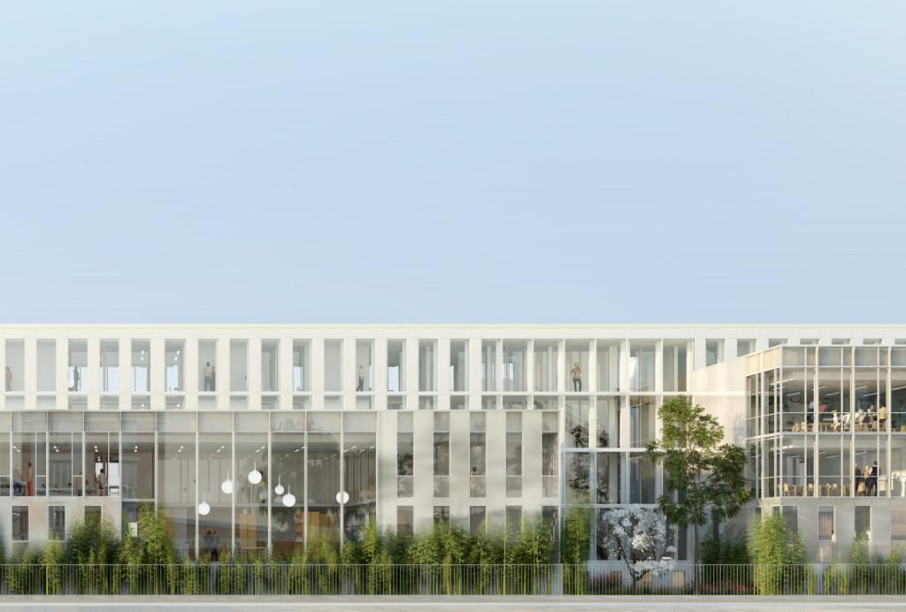 Enseignement fabienne g rin jean architectes for Architectes versailles